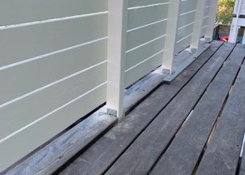 Nytt-balkongräcke